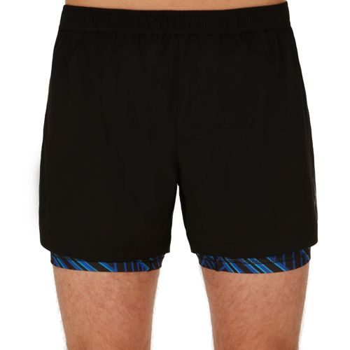 Björn Borg Performance Peter 2 In 1 Shorts Men - Black, Blue