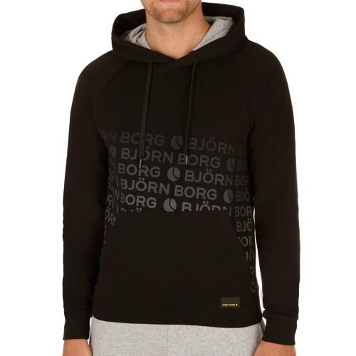 Björn Borg Performance Sisco Hoody Men - Black