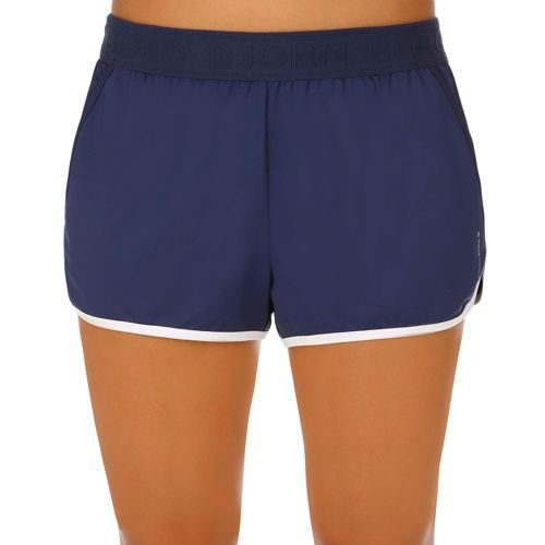 Björn Borg Performance Trilota 2-in-1 Shorts Women - Dark Blue