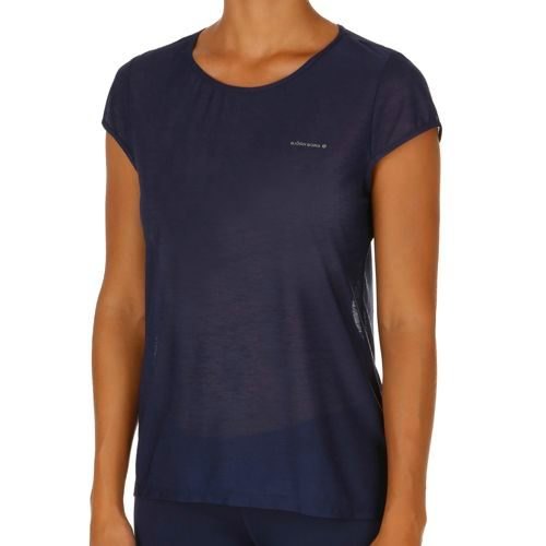Björn Borg Performance Penny T-Shirt Women - Dark Blue