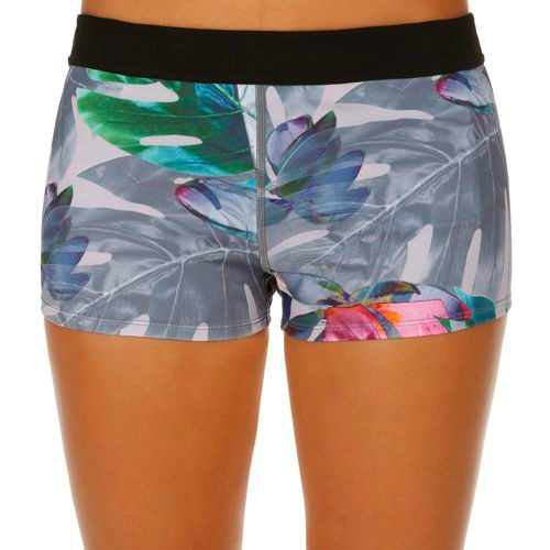 Björn Borg Performance Patsy Shorts Women - Black, Green