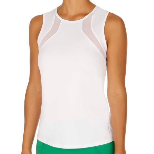 Björn Borg Tennis Trinity Tank Top Women - White