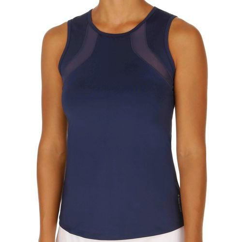 Björn Borg Tennis Trinity Tank Top Women - Dark Blue