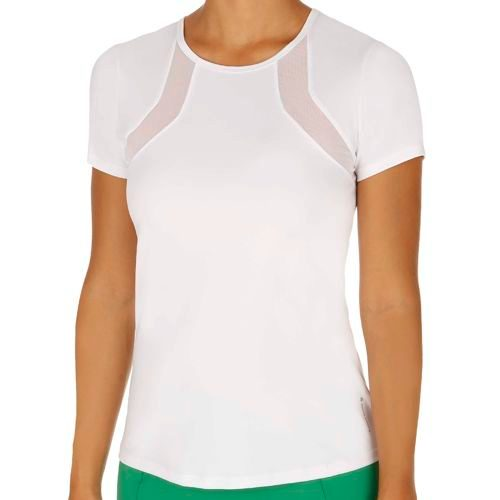 Björn Borg Tennis Toriana Shortsleeve T-Shirt Women - White