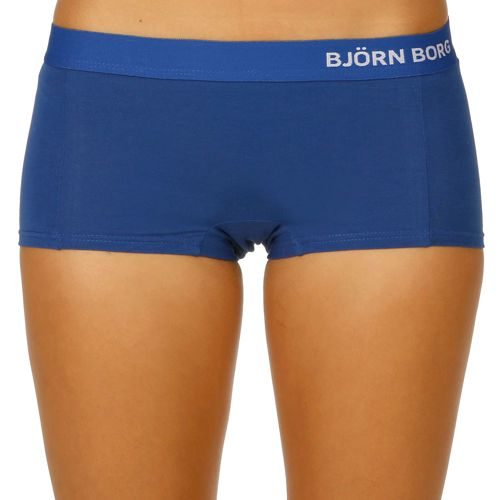 Björn Borg Underwear Seasonal Solids Minis Boxer Shorts Women - Blue