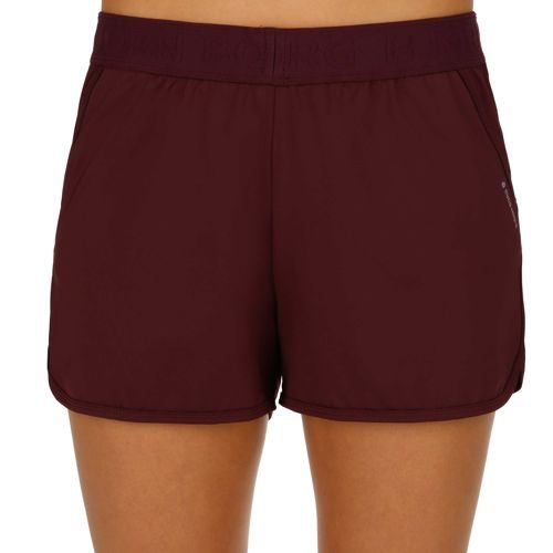 Björn Borg Tennis Trilota 2-1s Shorts Women - Red