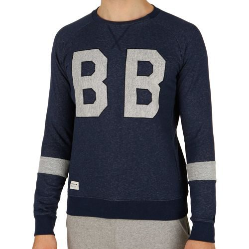 Björn Borg Lynx Long Sleeve Men - Blue