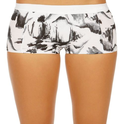 Björn Borg Landscape Mini Shorts Underwear Women - White, Black