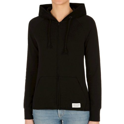 Björn Borg Sue Zip Hoodie Women - Black, White