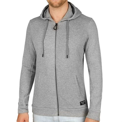 Björn Borg Centre Training Jacket Men - Lightgrey, Black