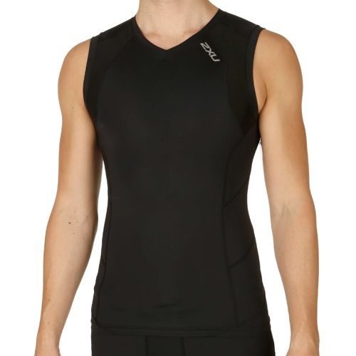 2XU Men - Black, Silver