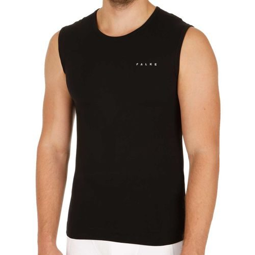 Falke Singlet Underwear Men - Black