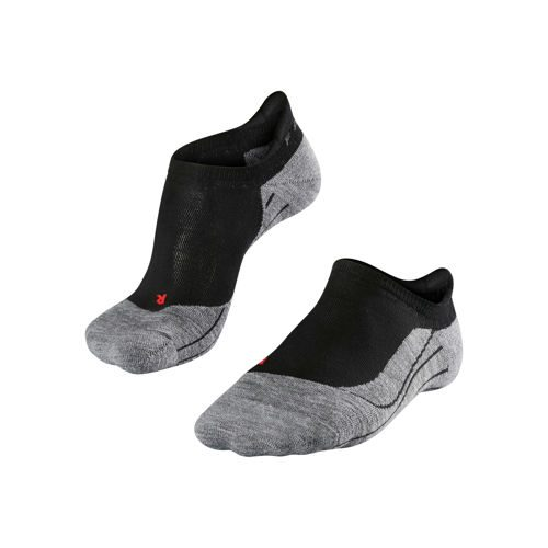 Falke RU4 Invisible Socks Women - Black, Grey