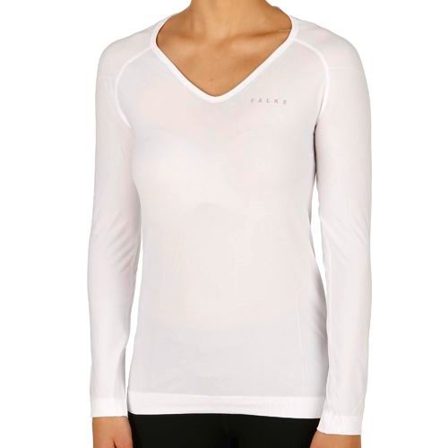 Falke RU Longsleeved Shirt Long Sleeve Women - White