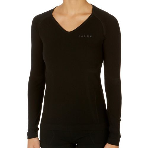 Falke RU Longsleeved Shirt Long Sleeve Women - Black
