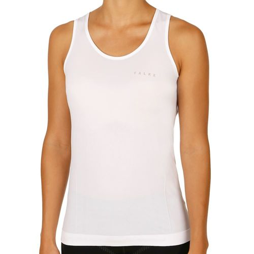 Falke RU Singlet Sleeveless Women - White