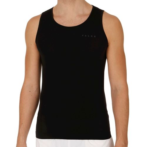Falke RU Singlet Sleeveless Men - Black