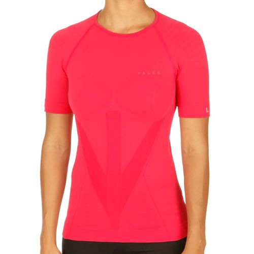 Falke Tight Fit Warm Short Sleeve Women - Pink