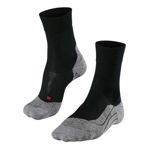 Falke RU4 Warm Sports Socks Men - Black, Grey