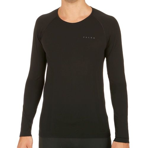 Falke Comfort Warm Long Sleeve Men - Black