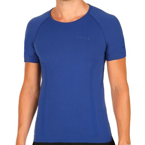 Falke Comfort Short Sleeve Men - Dark Blue