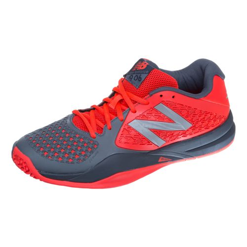 New Balance MC906 V2 All Court Shoe Men - Red