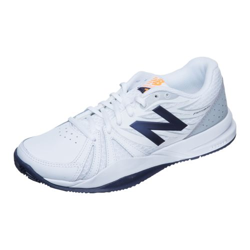 New Balance 786 V2 Clay Court Shoe Women - White, Blue
