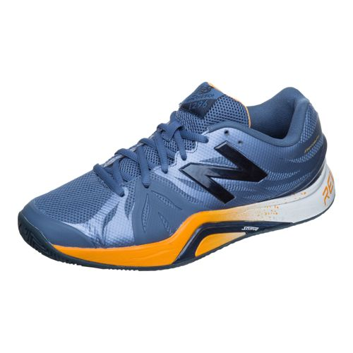 New Balance 1296 V2 All Court Shoe Men - Grey, Yellow