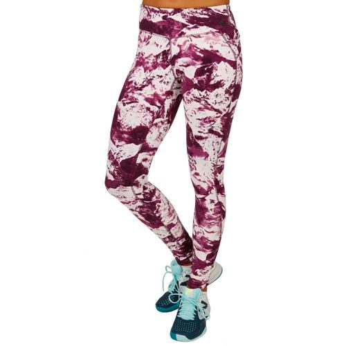 New Balance Premium Performance Tight Print Training Pants Women - Violet