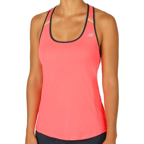 New Balance Ice Tank Top Women - Pink, Black