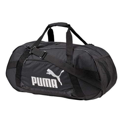 Puma Active TR Sports Bag - Black, Silver