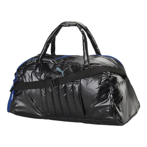 Puma Fit AT Sports Sports Bag - Black, Dark Blue