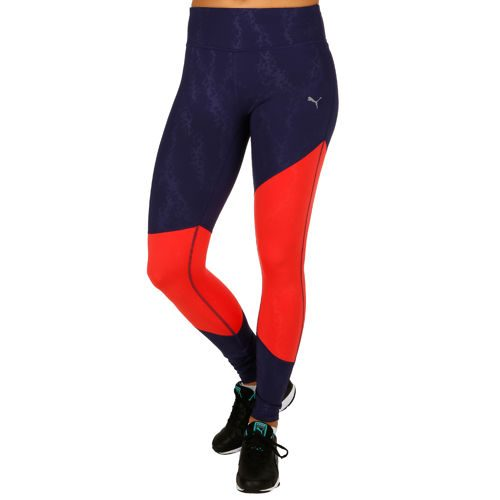 Puma WT Clash Pants Women - Violet, Orange