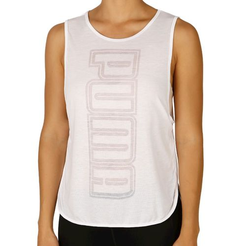 Puma Layer Tank Top Women - White