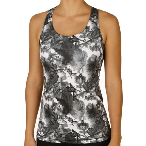 Puma Essential Graphic RB Tank Top Women - Black, White