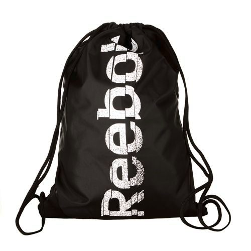 Reebok Essentials Sports Bag - Black, White