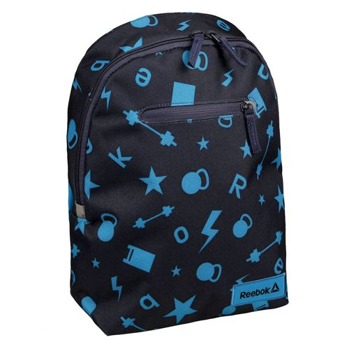 Reebok Back-to-School Graphic 2 Backpack - Blue