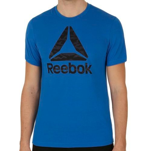 Reebok T-Shirt Men - Blue