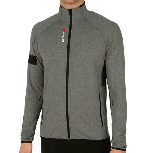 Reebok Bioknit Track Training Jacket Men - Grey