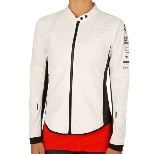 Reebok Primaloft Training Jacket Women - White