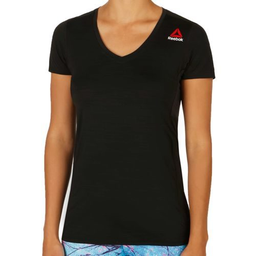Reebok ACTIVChill T-Shirt Women - Black
