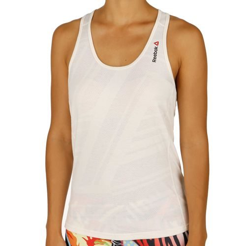 Reebok Burnout Tank Top Women - White