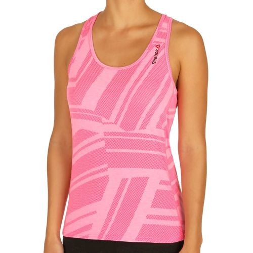 Reebok Burnout Tank Top Women - Pink