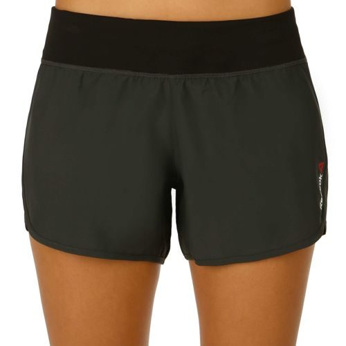 Reebok One Series 4in Woven Shorts Women - Anthracite