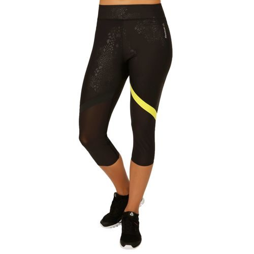 Reebok Cardio Capri Pants Women - Black