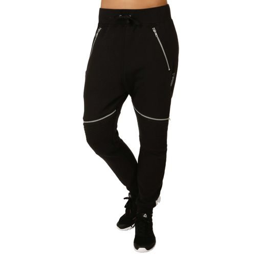 Reebok Dance Knit Moto Training Pants Women - Black