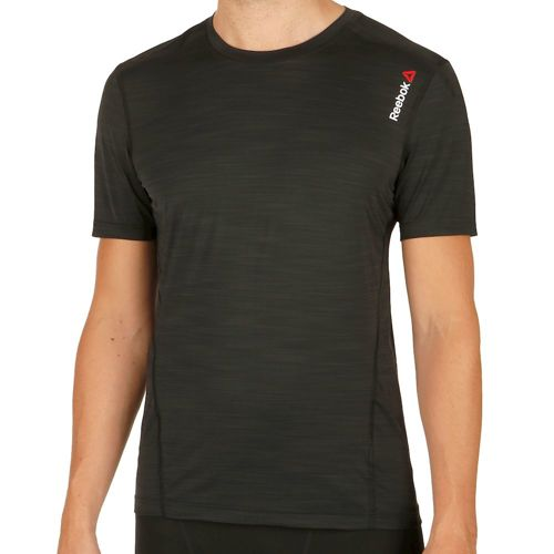Reebok One Series ActivChill Bonded T-Shirt Men - Black