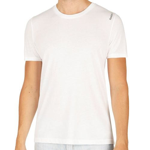 Reebok Elements Classic T-Shirt Men - White
