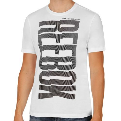Reebok Magnify T-Shirt Men - White