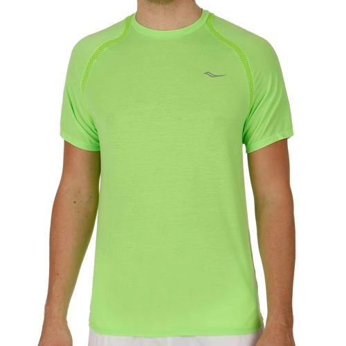 Saucony Freedom Short Sleeve Men - Green